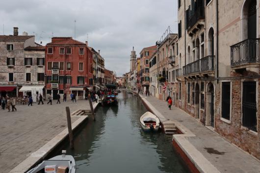 4blueeyes Venise canal