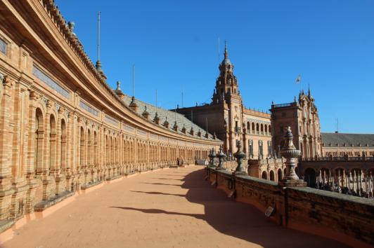 Plaza de España Séville