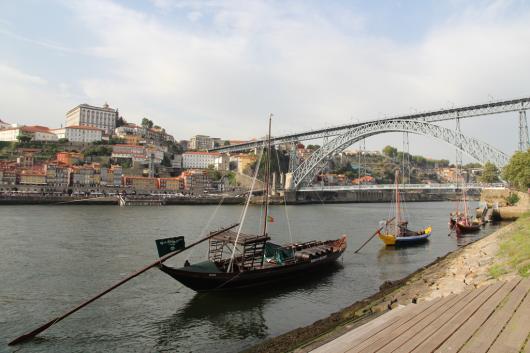 Vila Nova de Gaia quais du Douro Porto Portugal